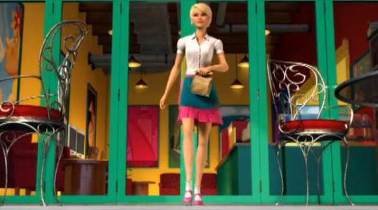 PCS: Working girl - barbie-movies photo