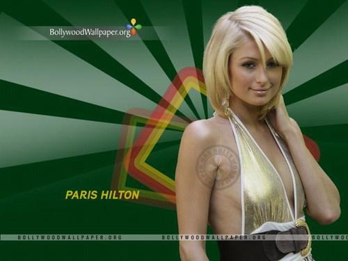 帕丽斯·希尔顿