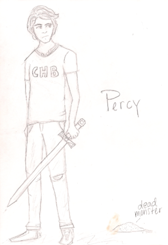 Percy: Son of Neptune