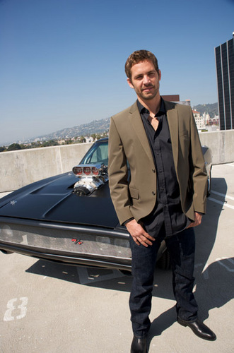 Photoshoot Session 1 - paul-walker Photo