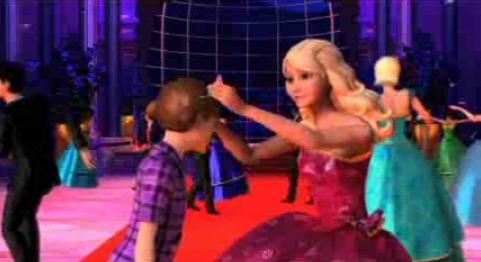 Picthre z nových trailer PCS (Omlouvám se za kvalitu) - Barbie filmy, foto