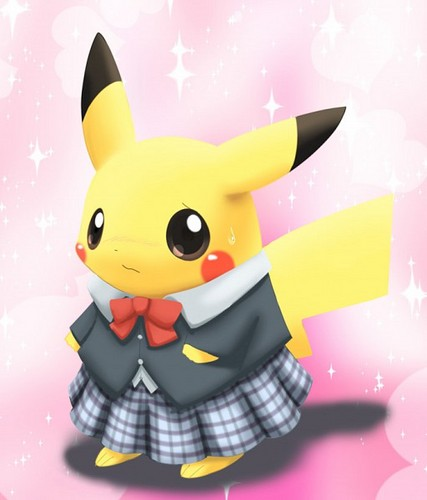 PikachuSchoolgirl