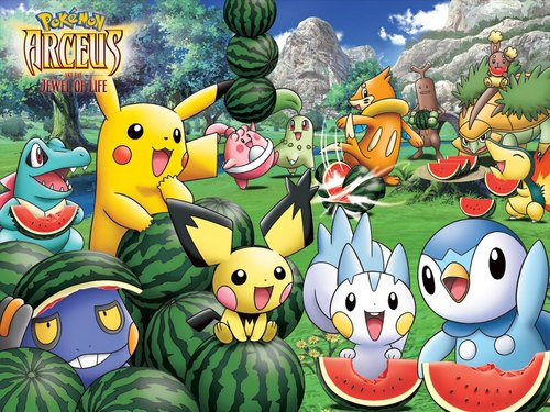 pokemon wallpaper containing anime entitled Pokemon