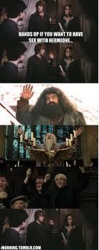 Poor Hermione