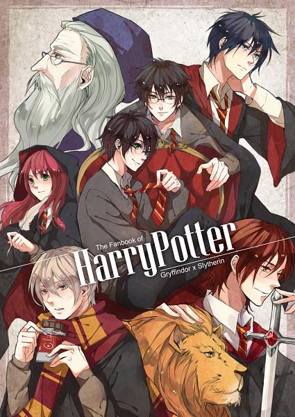 Potter anime