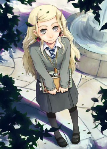 Harry Potter Anime wallpaper probably with an outerwear, an overgarment, and a hip boot called Potter Anime