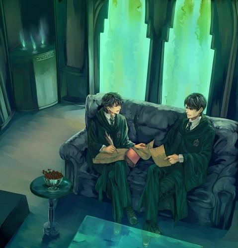 Potter アニメ