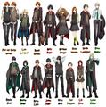 Potter Characters - harry-potter-anime photo
