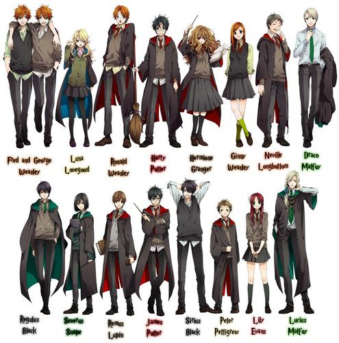 Potter Characters