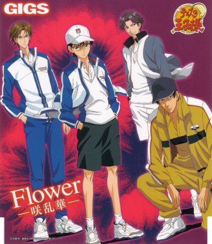 Echizen,Tezuka,Sanada & Atobe