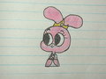 Princess Anais - the-amazing-world-of-gumball fan art