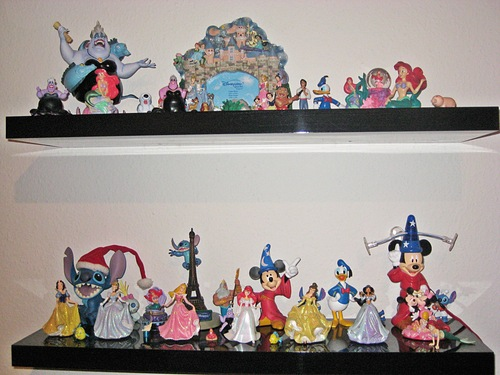 PrueFever's Disney utama - Disney Figures