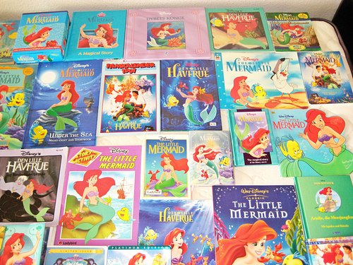 "PrueFever's ""The Little Mermaid"" Collection"