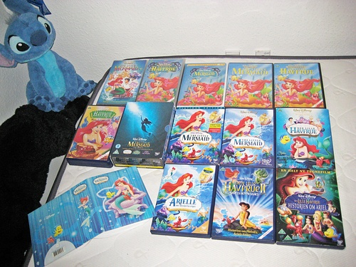 """PrueFever's """"The Little Mermaid"""" Collection"""