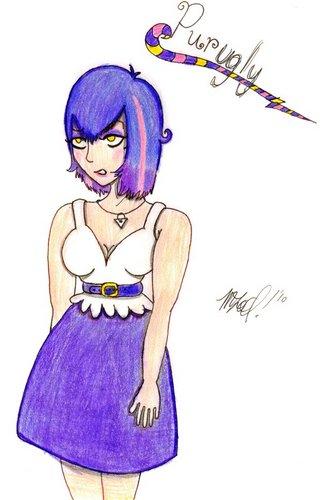 Purugly Girl