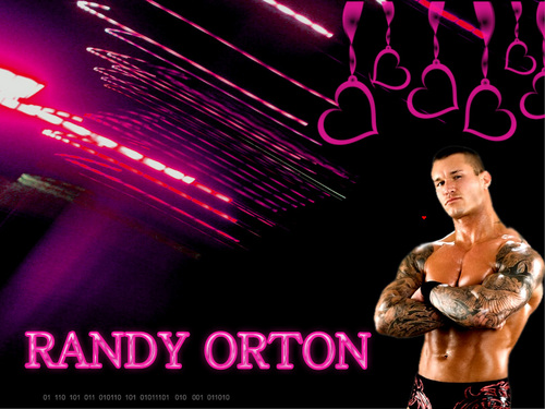 Randy Orton wallpeper