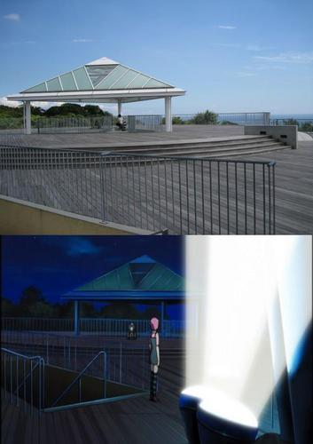 Real Life Elfen Lied Locations