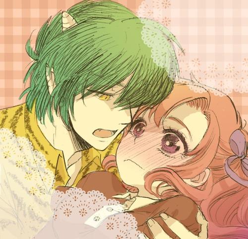 Urusei Yatsura hình nền containing anime titled Rei and Ran