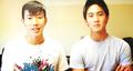 Ryan Higa & gaio, jay Park! ♥