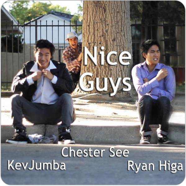 Ryan & Kevin & Chester! ♥