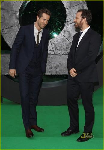 Ryan Reynolds: 'Green Lantern' Berlin Premiere!