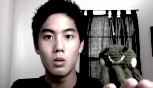 Nigahiga wallpaper possibly with a cockateel and a portrait entitled Ryan! ♥