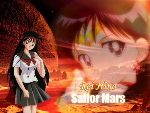 Sailor Mars / Rei