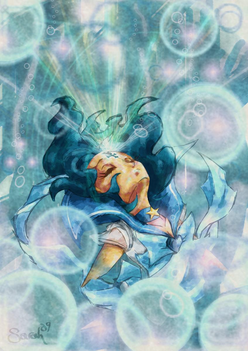Sailor Mercury   Sailor moon usagi, Sailor moon manga