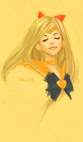 Sailor Venus / 1022