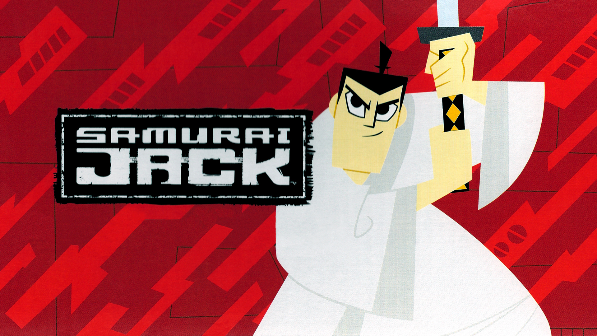 Samurai Jack wallpaper