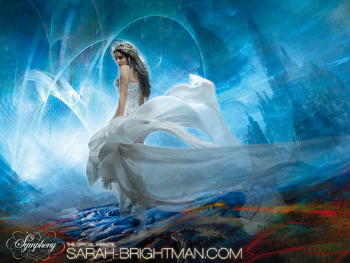 sarah brightman wallpaper entitled Sarah Brightman