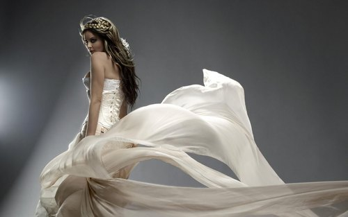 sarah brightman wallpaper probably containing a makan malam dress, a gown, and a koktil, koktail dress entitled Sarah Brightman