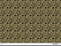 Seamless pattern - green wallpaper