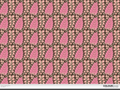 Seamless pattern - pink-color wallpaper