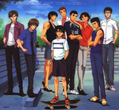 Prince Of Tennis Images Seigaku HD Wallpaper And