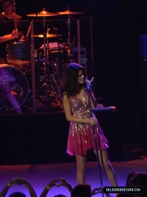 Selena konser