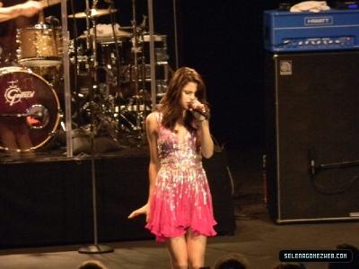 Selena concerto