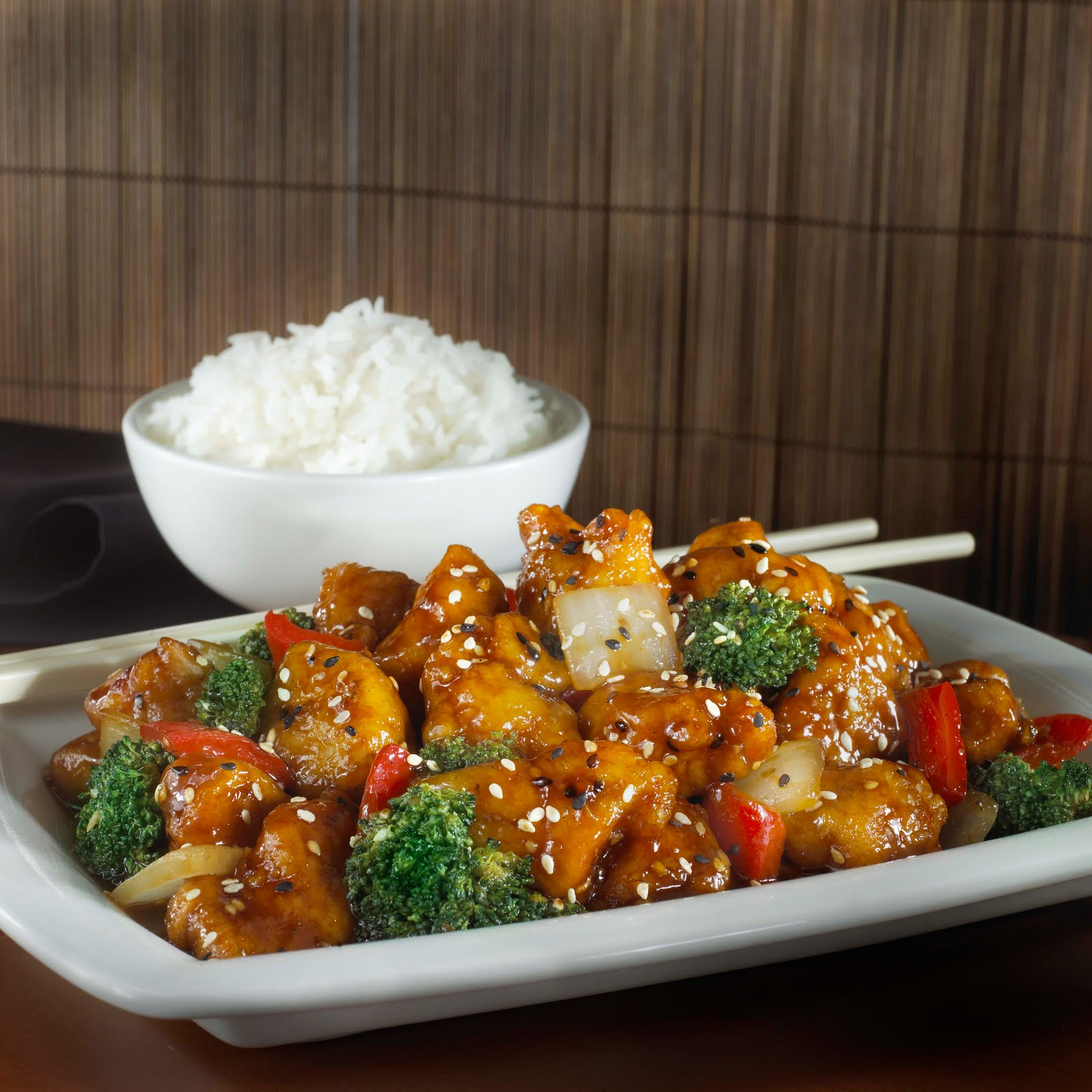 chinese food images sesame chicken hd wallpaper and