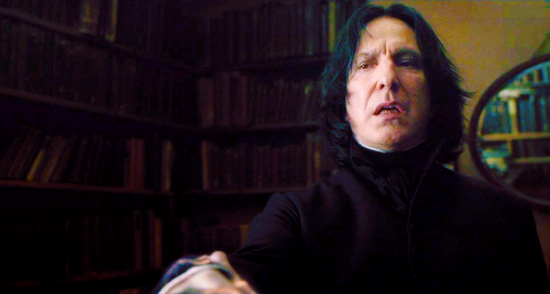 Severus Snape <3