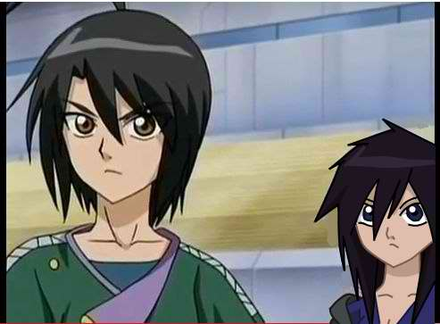 Shun & his little sis, Sora