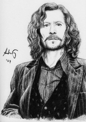 Sirius Black wallpaper entitled Sirius Black