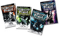 Skulduggery Pleasant series - reading photo