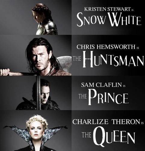 Snow White and the Huntsman Promos
