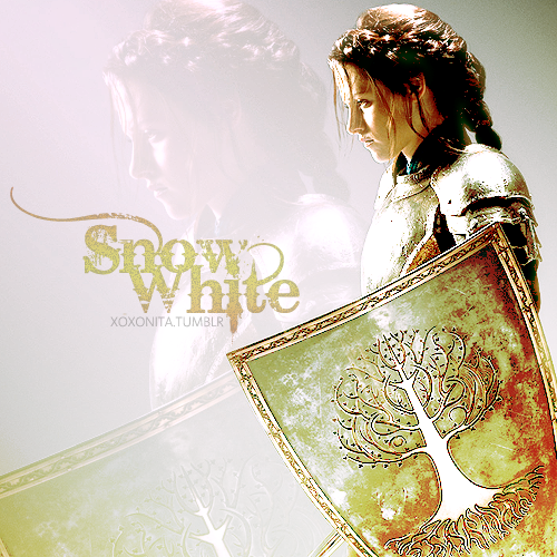 Snow White and The Huntsman wallpaper titled Snow White fan art