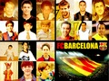 So hard to choose who's cuter - fc-barcelona fan art