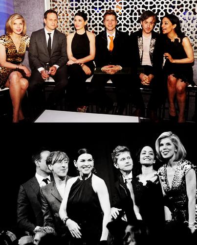 TGW Cast