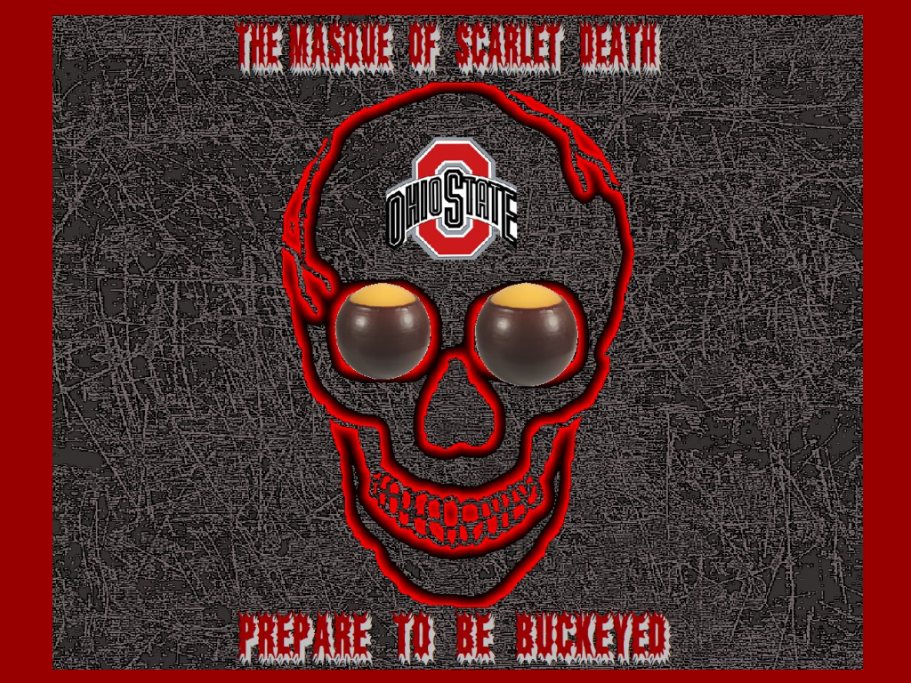 THE MASQUE OF SCARLET DEATH