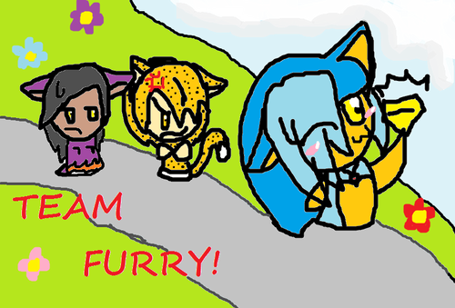 Team Furry