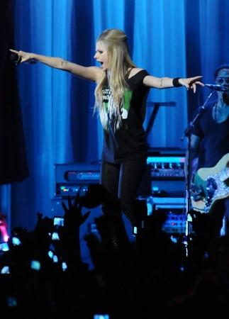 The Black star, sterne Tour 2011 > July 27 - São Paulo, Brazil