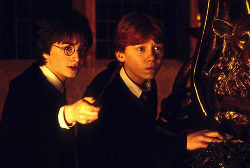 The Chamber of Secrets